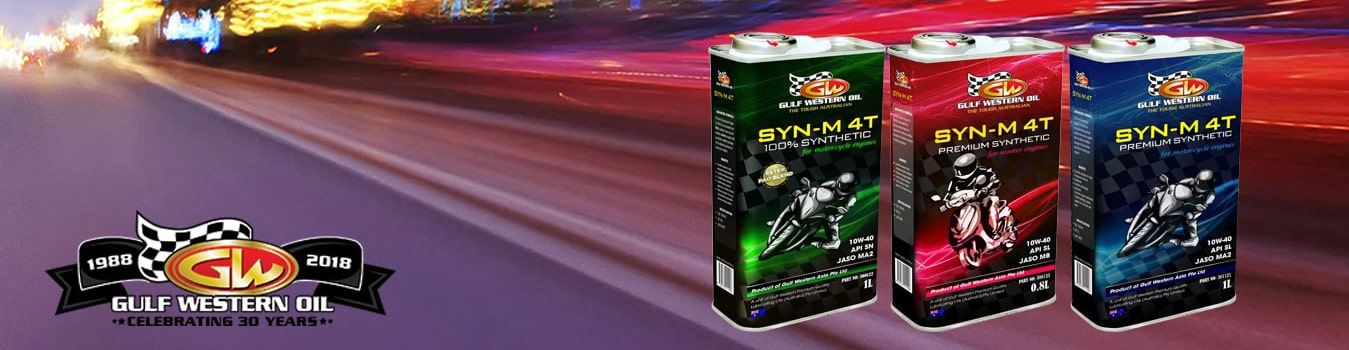 Banner 4T SCOOTER ENGINE OIL 10W-40 SL